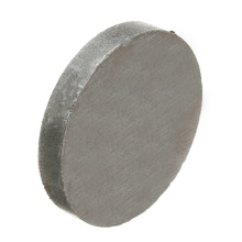 Cheap for Hard Sintered Disc Ferrite Magnet Ceramic Industrial Ferrite Disk Magnet supply to Israel Factory