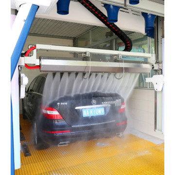 Leisuwash SG robotic car wash system
