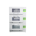 Thermostatic Vertical Stackable Shaking Incubator