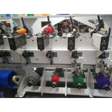 Muff cone to cone Winder Machine