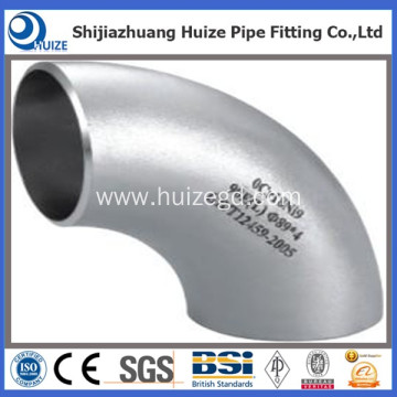 SS Weldable pipe elbows A403 fitting