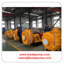 Industrial Slurry Pump with Large Capacity