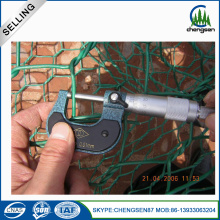 PVC Coated Hexagonal Gabion Wire Mesh