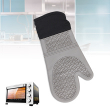 Thickened Silicone Anti-hot Gloves