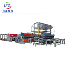 Automatic Reinforcing Bar Gabion Fence Mesh Welding Machine