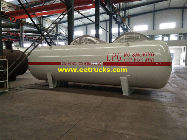 10ton Propylene Aboveground Vessels