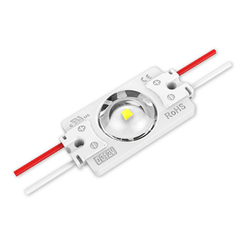 1.32W SMD 3030 white lens backlit led module