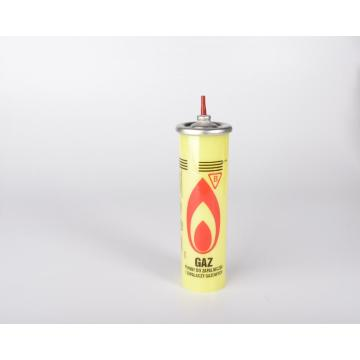 Good Quality for Gas Aerosol Refill Refined Butane Fuel Lighter Refill Gas supply to Reunion Manufacturers