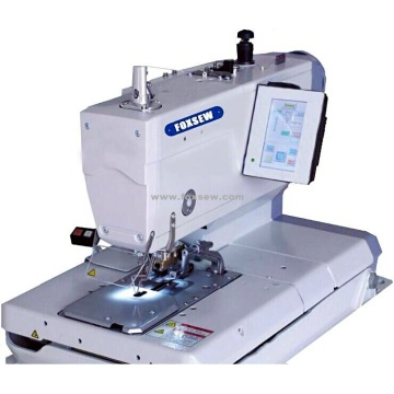 Electronic Eyelet Buttonhole Machine
