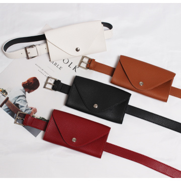Simplicity Fashion Vintage Leather Phone Bag Waist Bag