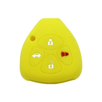 Toyota REIZ silicone car key holder case