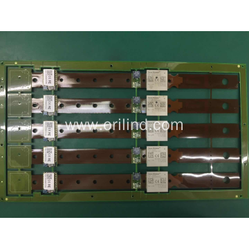 Surface-mount technology of the pcb board