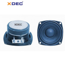 Factory directly sale for Wireless Outdoor Speakers 3 inch 8ohm 15wrms ferrite midbass speaker export to Ukraine Manufacturer