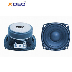 Low Cost for Outdoor Bluetooth Speakers 3 inch 8ohm 15wrms ferrite midbass speaker supply to Dominican Republic Suppliers