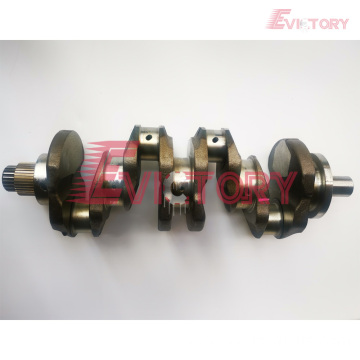 KUBOTA V2607-DI-T crankshaft main bearing