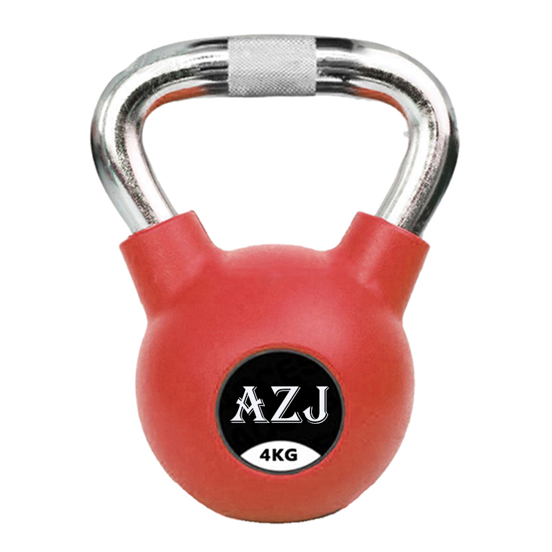 Cast Steel Physical Traning Kettlebell
