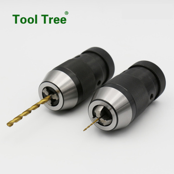 High quality Overload protection keyless drill chuck