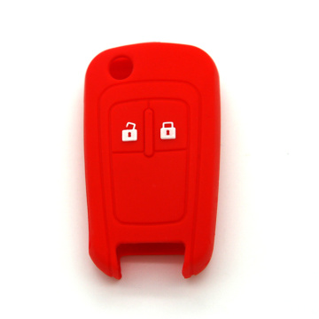 Best Quality for Chevrolet Silicone Key Case Chevrolet Skin car remote fob key shell case export to South Korea Exporter