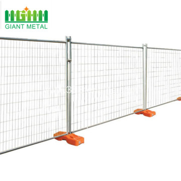 Hot sale Galvanized PVC Coated Temporary Fences