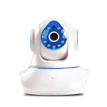 P/T 1MP Indoor Baby Wifi Security Camera