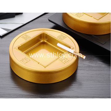 304 Stainless Steel Reinforced Anti - Fall Ashtray