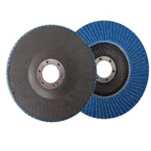 Stainless Steel Polishing Zirconia Flap Disc