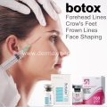 Anti Wrinkle Injections Butulax 100