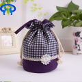 Custom draw rope storage bag mini bag