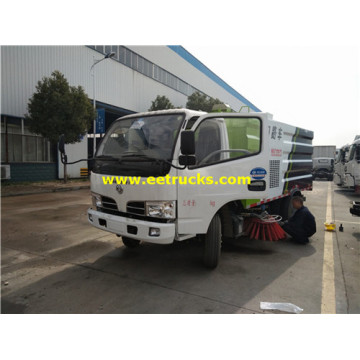 6ton 4x2 Vacuum Sweeper Vehicles