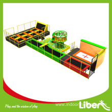 indoor cool springs loaded trampoline park