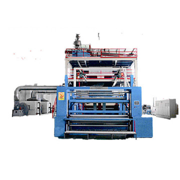 Nonwoven Machine New Design