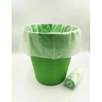 ASTM D6400 Certified Compost Household Trash Plastic Bags