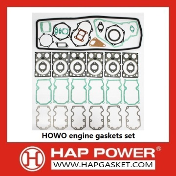 HOWO engine gaskets set
