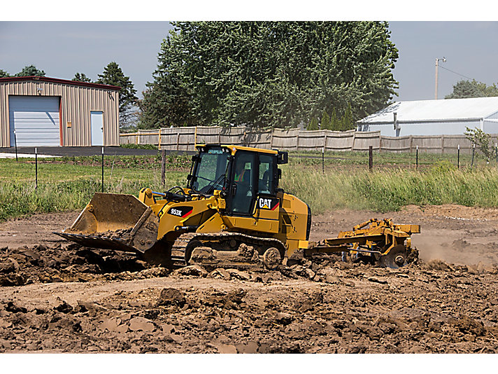 cat crawler loader