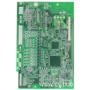 1.0MM 1OZ Four layers LF HASL circuit boards