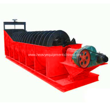 Mine Dressing Plant Ball Mill With Spiral Classifier