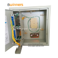 Wall Mounted Fiber Optic Distribution Box 1X32 Splitter