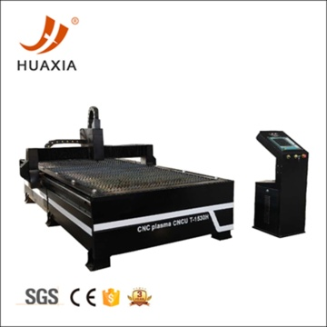 Cnc table type plasma cutting machine with consumables