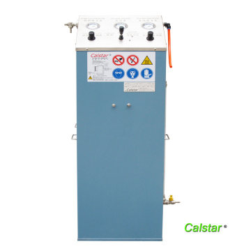 Vacuum pressure reduction equipment