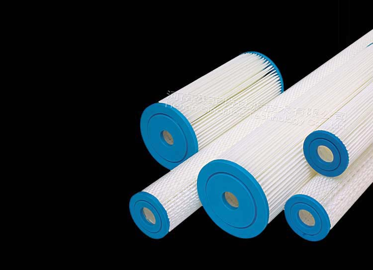 Pleated Polyester Filter Cartridges