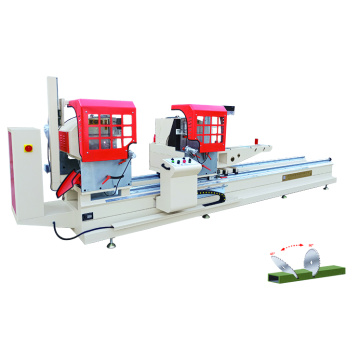 Digital-display Double-head Precision Aluminum Cutting Saw