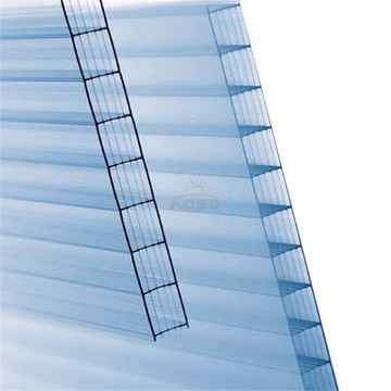 Price Polycarbonate Panel Greenhouse Pc Hollow Sheet