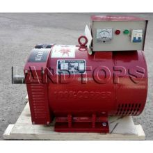 Low price for China ST Series Single Phase Alternator,Single Phase AC Generator,Single Phase Ac Dynamo Supplier ST/STC Series AC Brush Alternator for Sale export to India Exporter