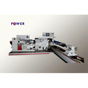 Rubber Roller Building Machine For Printing Rubber Roller