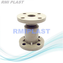 Flange End PPH Ball Check Valve