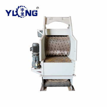 YULONG T-Rex65120 pto chipper kayu