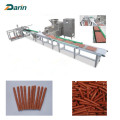 Healthy and nutritious meat strips production line