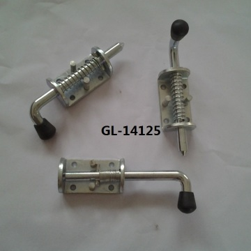 Spring Loaded Latch Fastening Loaded Latch
