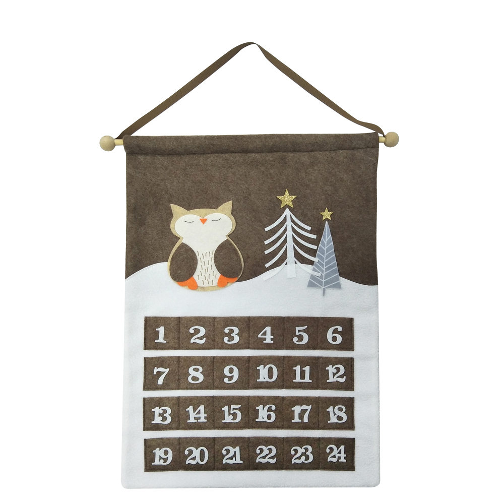 Owl Advent Calendar