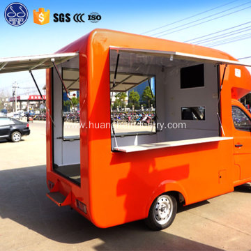 mobile fast food van for sale